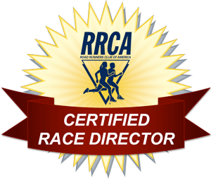 RRCA certified race director logo